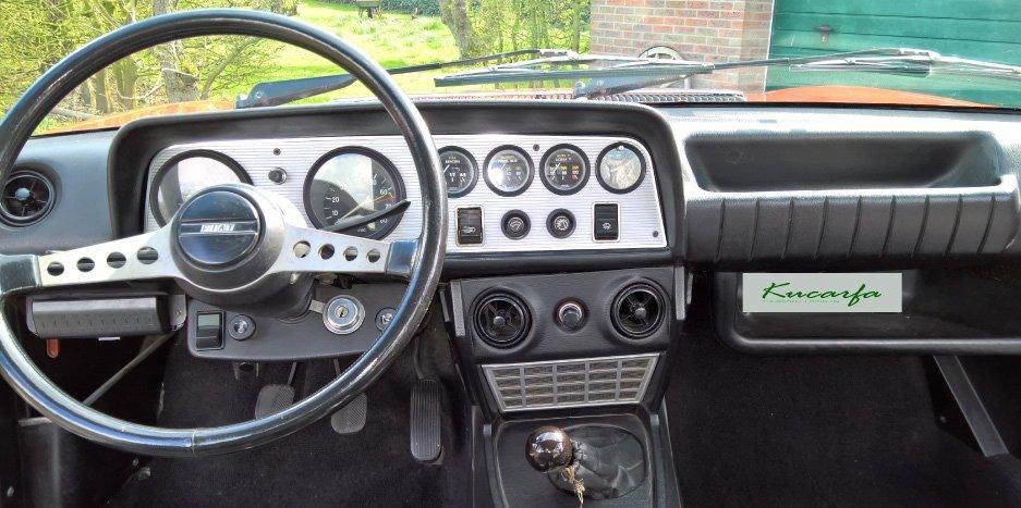 1974 Fiat 124 Sport Coupe 1600 Lampredi Twin Cam  For Sale (picture 5 of 6)