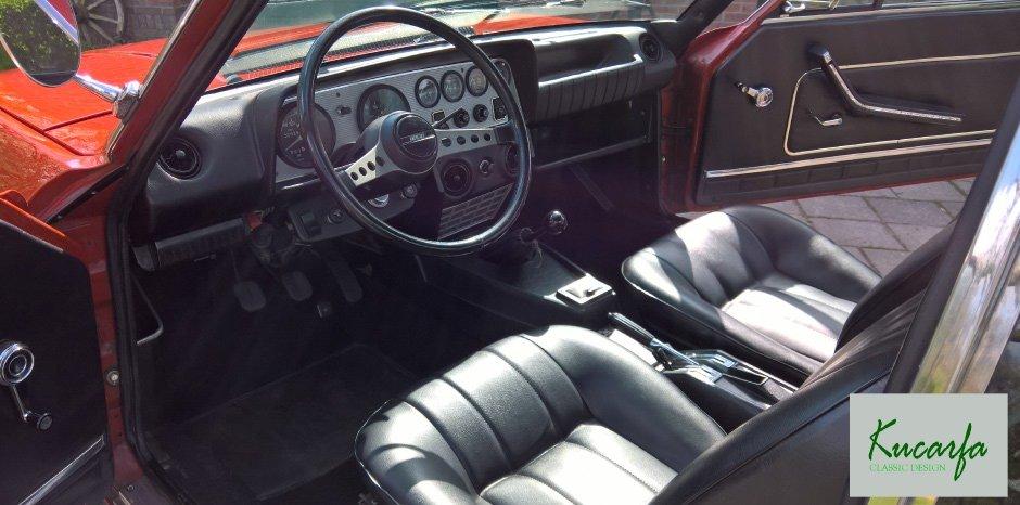 1974 Fiat 124 Sport Coupe 1600 Lampredi Twin Cam  For Sale (picture 6 of 6)