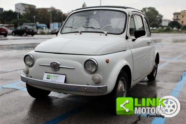 1965 Fiat 500 F For Sale (picture 1 of 6)