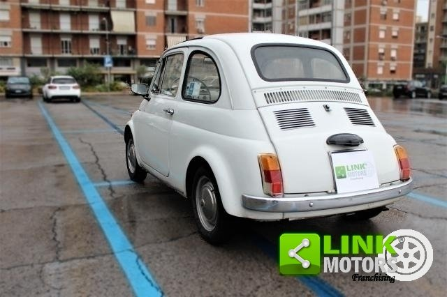 1965 Fiat 500 F For Sale (picture 5 of 6)