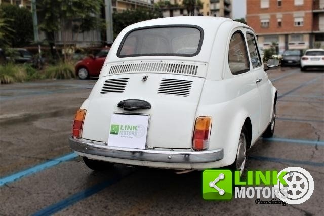 1965 Fiat 500 F For Sale (picture 6 of 6)