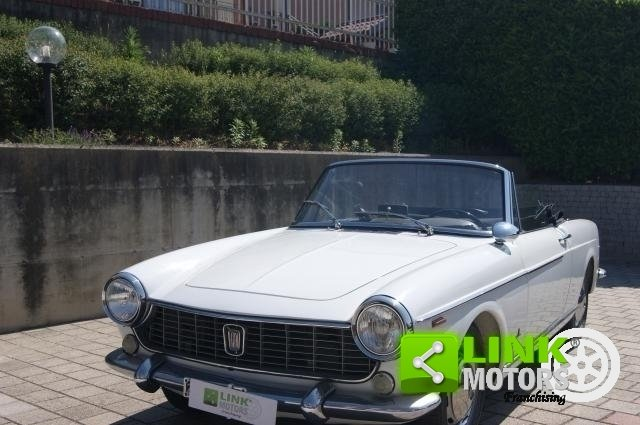 1965 Fiat 1500L  SPIDER PININFARINA  RESTAURO TOTALE KM.0 For Sale (picture 1 of 6)