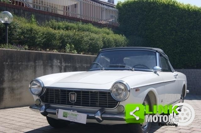 1965 Fiat 1500L  SPIDER PININFARINA  RESTAURO TOTALE KM.0 For Sale (picture 2 of 6)
