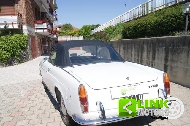 1965 Fiat 1500L  SPIDER PININFARINA  RESTAURO TOTALE KM.0 For Sale (picture 3 of 6)