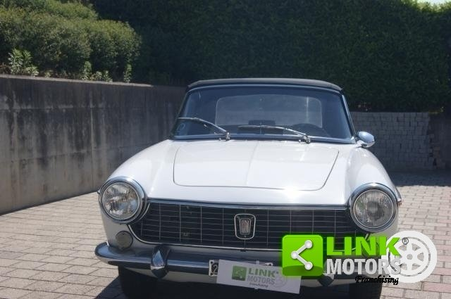 1965 Fiat 1500L  SPIDER PININFARINA  RESTAURO TOTALE KM.0 For Sale (picture 6 of 6)