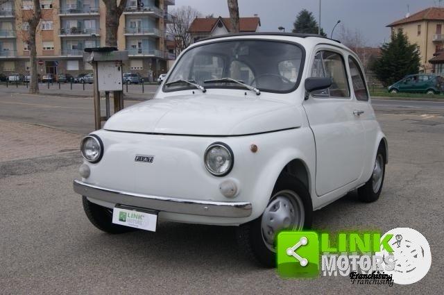 1973 Fiat 500 R - ISCRITTA ASI RESTAURO 2016 POSSIBILITA' DI GAR For Sale (picture 1 of 6)
