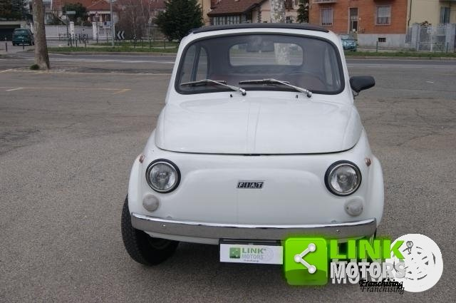 1973 Fiat 500 R - ISCRITTA ASI RESTAURO 2016 POSSIBILITA' DI GAR For Sale (picture 2 of 6)