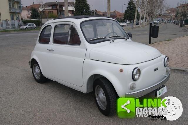 1973 Fiat 500 R - ISCRITTA ASI RESTAURO 2016 POSSIBILITA' DI GAR For Sale (picture 3 of 6)