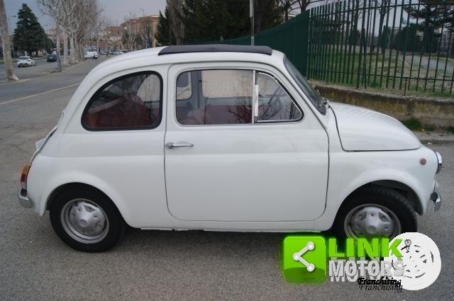 1973 Fiat 500 R - ISCRITTA ASI RESTAURO 2016 POSSIBILITA' DI GAR For Sale (picture 4 of 6)