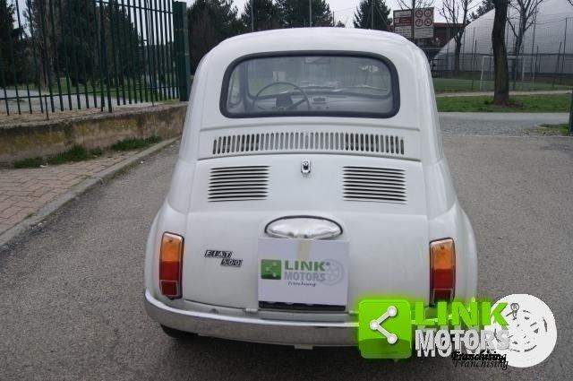 1973 Fiat 500 R - ISCRITTA ASI RESTAURO 2016 POSSIBILITA' DI GAR For Sale (picture 5 of 6)