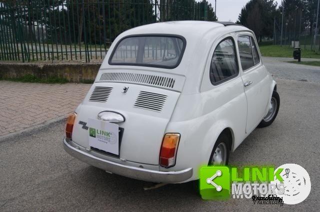 1973 Fiat 500 R - ISCRITTA ASI RESTAURO 2016 POSSIBILITA' DI GAR For Sale (picture 6 of 6)
