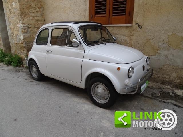 500 L anno 1971 For Sale (picture 1 of 6)
