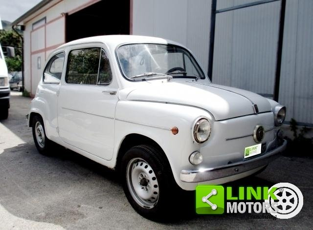 FIAT 600D portiere a vento (1960) For Sale (picture 1 of 6)
