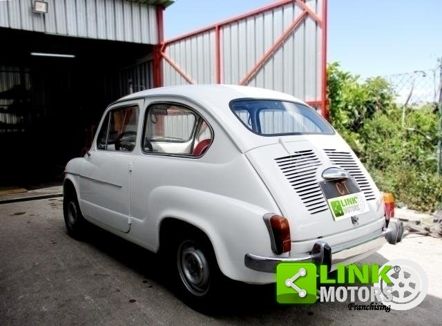 FIAT 600D portiere a vento (1960) For Sale (picture 2 of 6)