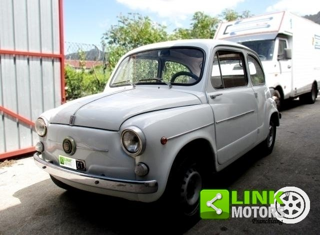 FIAT 600D portiere a vento (1960) For Sale (picture 3 of 6)