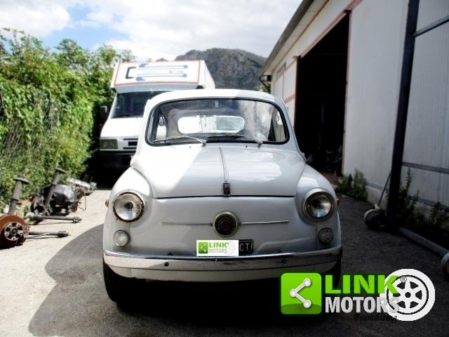 FIAT 600D portiere a vento (1960) For Sale (picture 5 of 6)