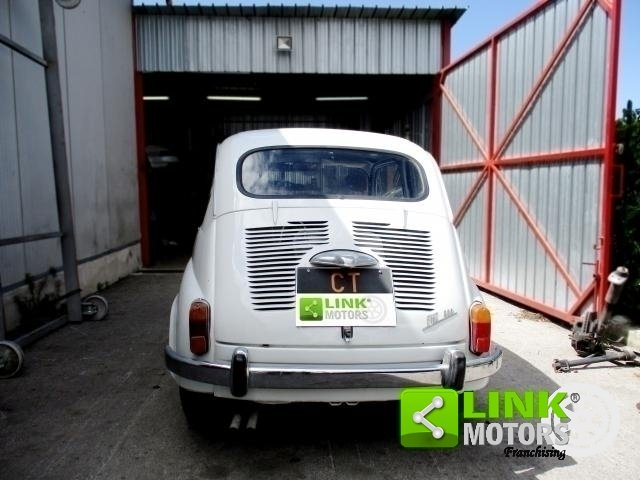 FIAT 600D portiere a vento (1960) For Sale (picture 6 of 6)
