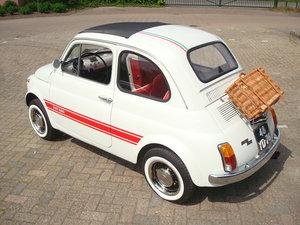 Fiat 500 R 1975 beautiful