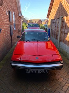 1983 Fiat X1/9 VS (Versione Special) For Sale