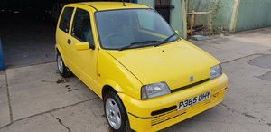 1997 ***Fiat Cinquencento Sporting - 1108cc July 20th*** For Sale by Auction