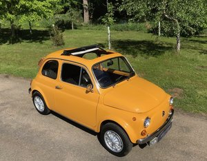 1971 '71 Fiat 500L - Genuine UK RHD Stunning Low Mileage For Sale