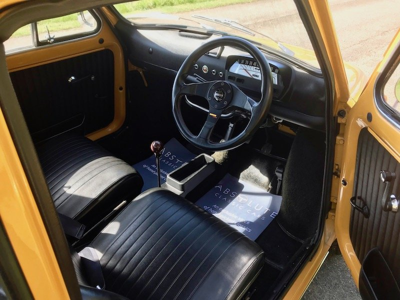 1971 '71 Fiat 500L - Genuine UK RHD Stunning Low Mileage SOLD (picture 3 of 6)