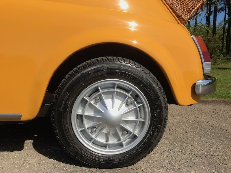 1971 '71 Fiat 500L - Genuine UK RHD Stunning Low Mileage SOLD (picture 5 of 6)