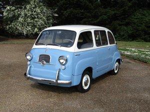 1958 Fiat 600 Multipla LHD at ACA 15th June