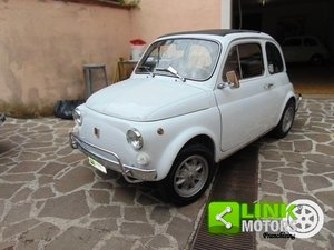 1972 Fiat 500 L 110 F completamente restaurata, iscritta ASI. For Sale