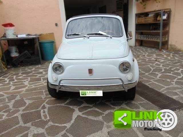 1972 Fiat 500 L 110 F completamente restaurata, iscritta ASI. For Sale (picture 2 of 6)