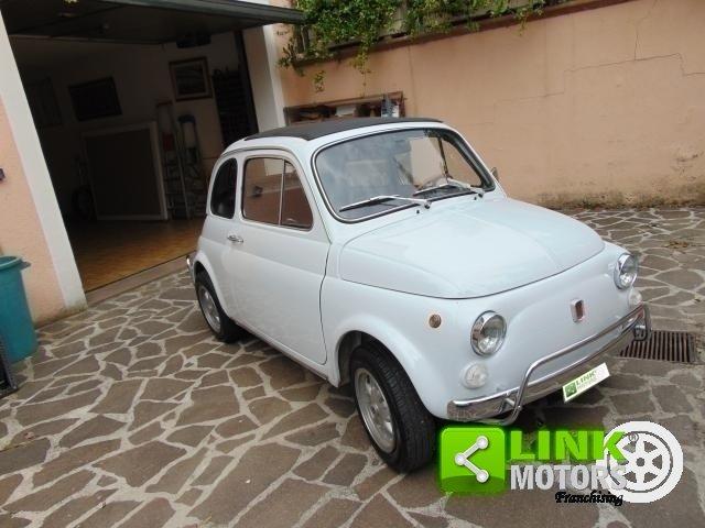 1972 Fiat 500 L 110 F completamente restaurata, iscritta ASI. For Sale (picture 3 of 6)