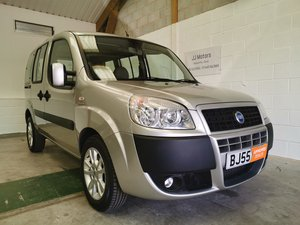 2006 Fiat Doblo 1.9 (Turbo Diesel) + Great Miles + Lovely History