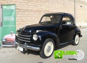 1954 Fiat Topolino C Berlinetta For Sale