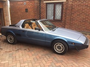 1985 Fiat x19 bertone For Sale