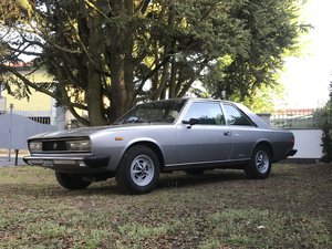 1974 Fiat 130 Coupe For Sale by Auction