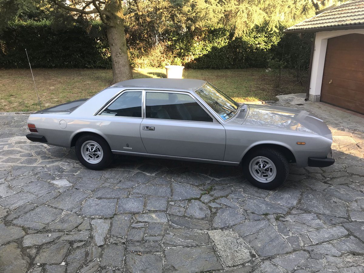 1974 Fiat 130 Coupe For Sale by Auction (picture 2 of 6)