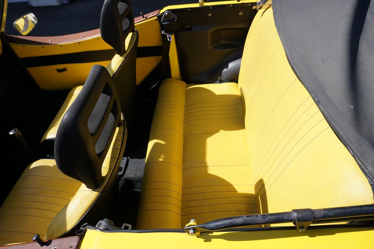 1988 FIAT 126 spider by Gavelli from Turino For Sale (picture 5 of 6)