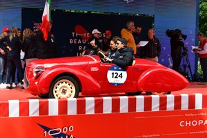 1938 Siata 636 Gran Sport 1000 MIGLIA For Sale