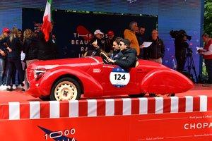 Siata 636 Gran Sport 1000 MIGLIA