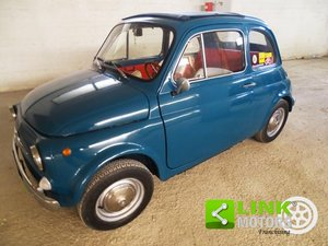 Fiat 500 F ANNO 1966 COMPLETAMENTE RESTAURATA For Sale
