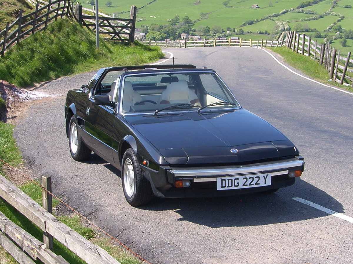 1983 Fiat X1/9 1500  For Sale (picture 4 of 6)