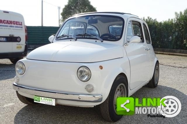 1972 Fiat 500 L RACING For Sale (picture 1 of 6)