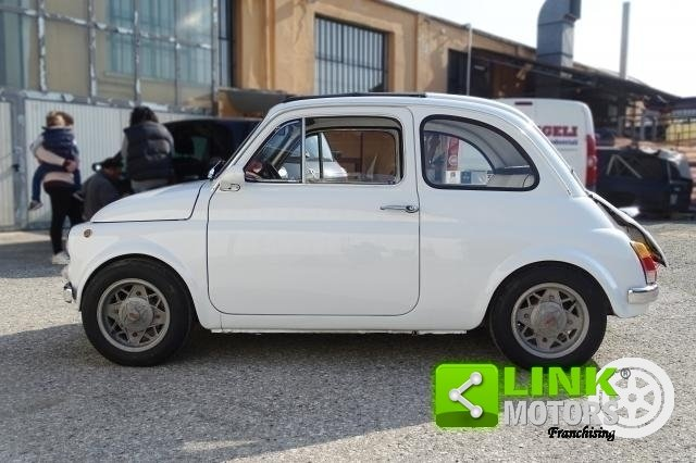 1972 Fiat 500 L RACING For Sale (picture 6 of 6)
