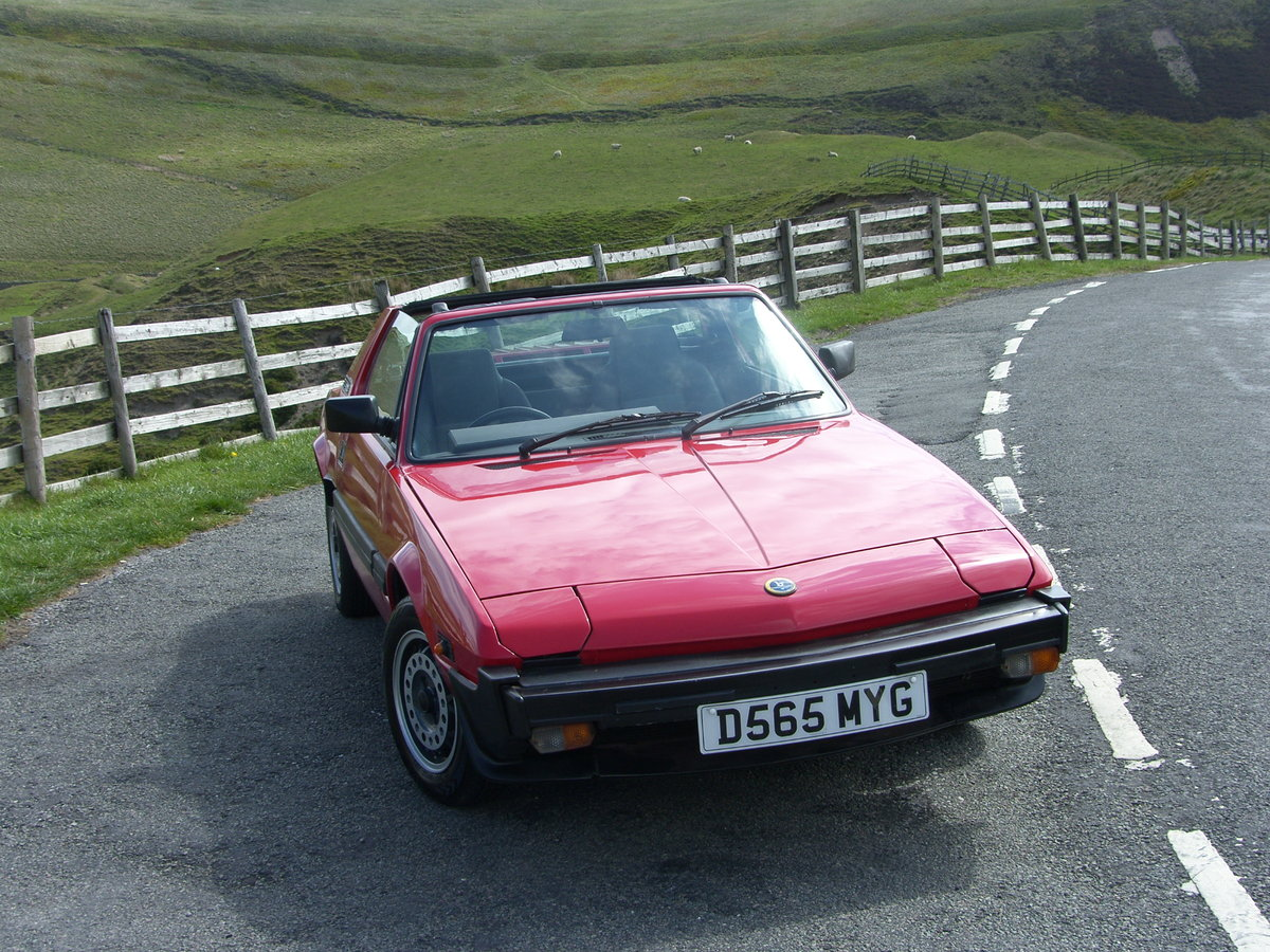 1987 Bertone/Fiat X1/9 For Sale (picture 4 of 6)