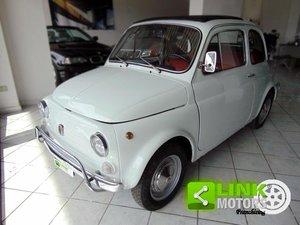 Fiat 500 L, anno 1972, completamente restaurata da abili ma
