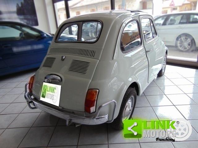 Fiat 500 L, anno 1972, completamente restaurata da abili ma For Sale (picture 3 of 6)