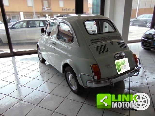 Fiat 500 L, anno 1972, completamente restaurata da abili ma For Sale (picture 4 of 6)