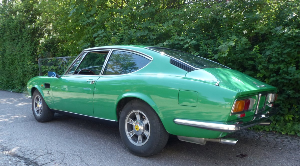 1971 Rarely beautiful and original Fiat Dino 2400 Coupe For Sale (picture 6 of 6)