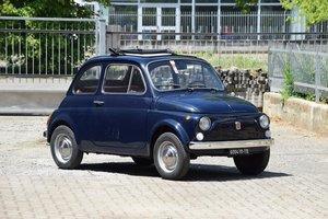 1972 Fiat 500 L Sans réserve