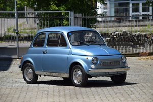 1969 Fiat 500 Lombardi My Car No reserve For Sale by Auction